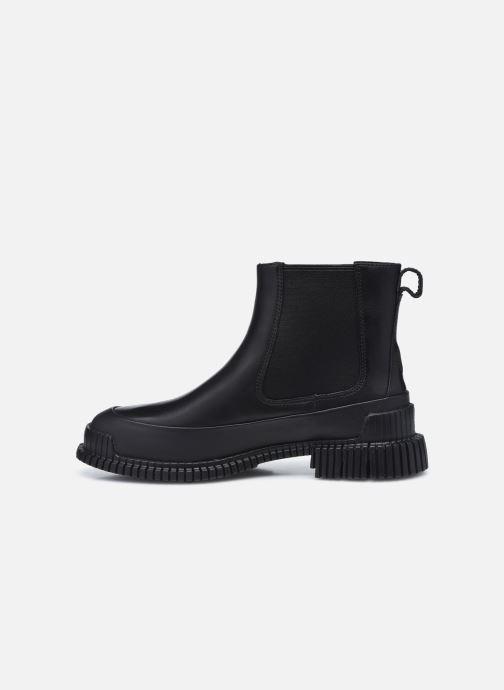 Zapatos con cordones Camper PIX Negro vista de frente