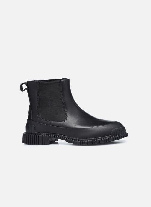 Zapatos con cordones Camper PIX Negro vistra trasera