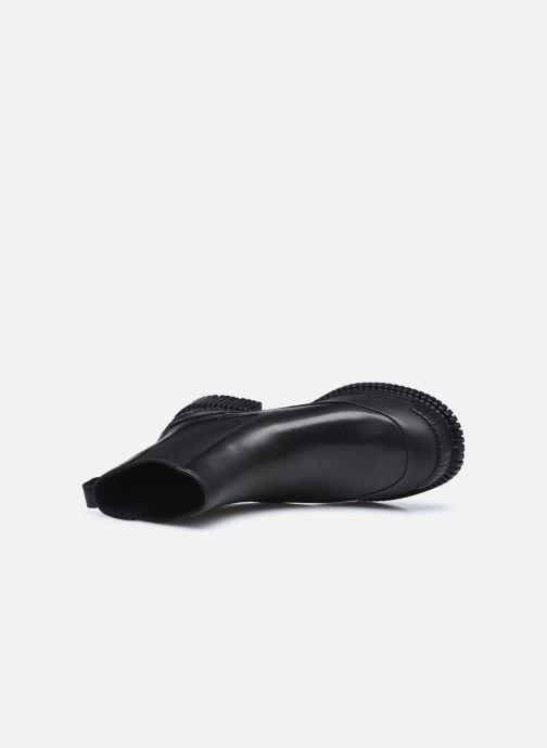 Zapatos con cordones Camper PIX Negro vista lateral izquierda