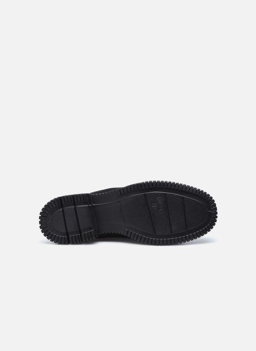 Zapatos con cordones Camper PIX Negro vista de arriba