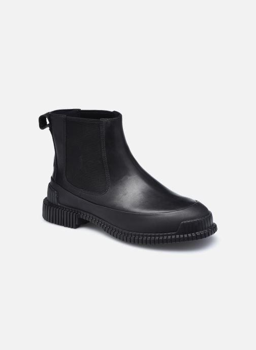 Zapatos con cordones Camper PIX Negro vista de detalle / par