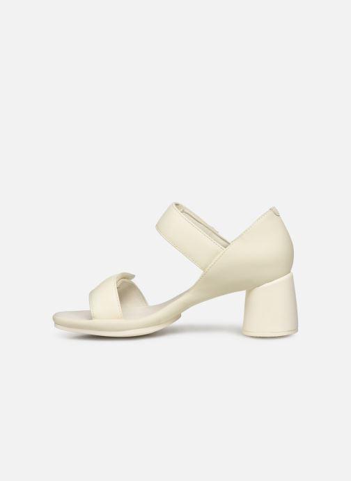 Sandali e scarpe aperte Camper UPRIGHT Bianco immagine frontale