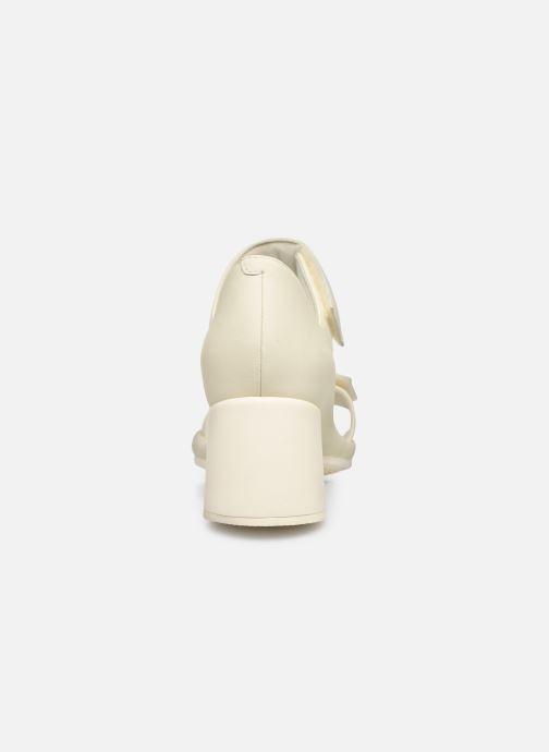 Sandali e scarpe aperte Camper UPRIGHT Bianco immagine destra
