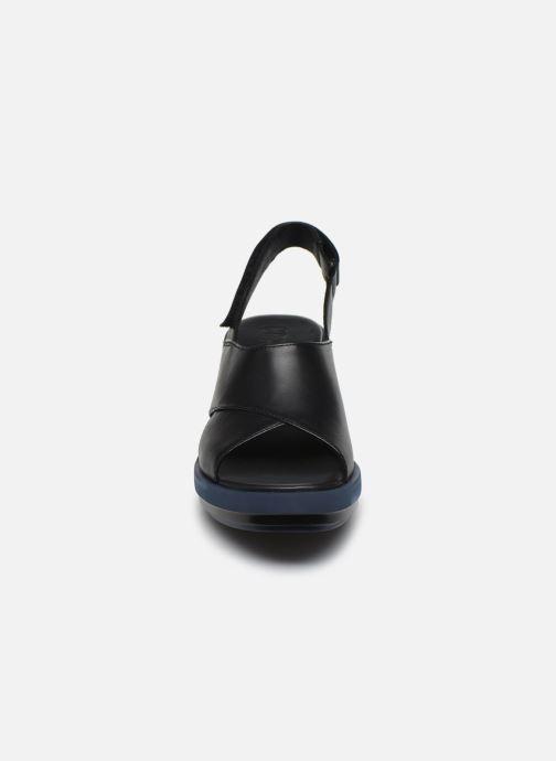 Sandali e scarpe aperte Camper KIRA Nero modello indossato