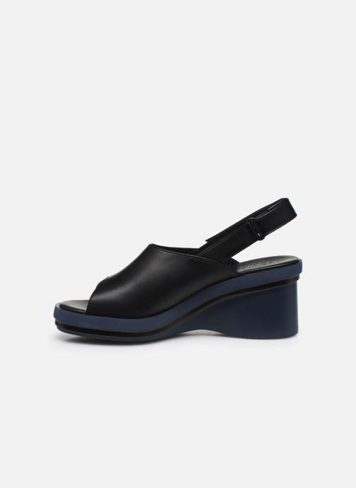 Sandali e scarpe aperte Camper KIRA Nero immagine frontale