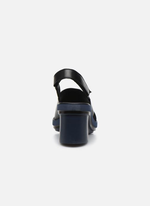 Sandali e scarpe aperte Camper KIRA Nero immagine destra