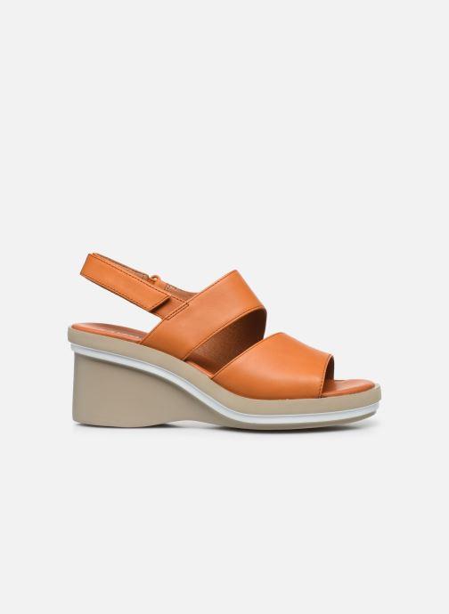 Sandali e scarpe aperte Camper KIRA II Arancione immagine posteriore