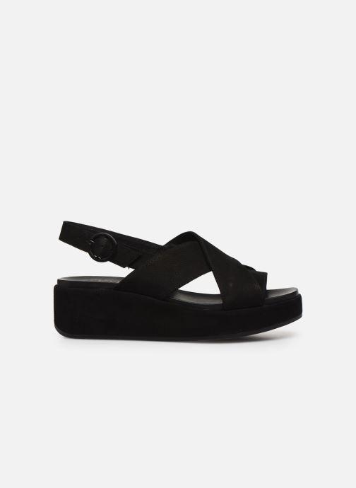 Sandales et nu-pieds Camper MISIA II Noir vue derrière