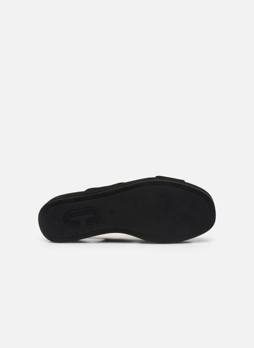 Sandales et nu-pieds Camper MISIA II Noir vue haut