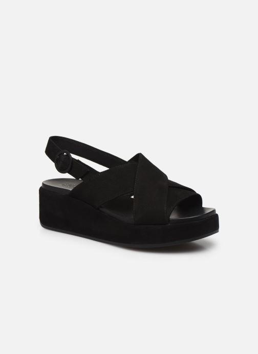 Sandales et nu-pieds Camper MISIA II Noir vue détail/paire