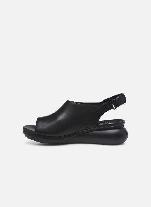 Sandali e scarpe aperte Camper BALLOON III Nero immagine frontale