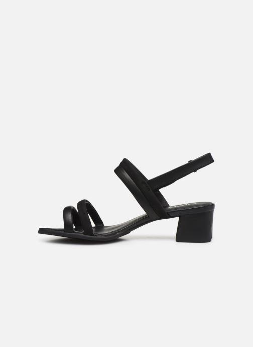 Sandali e scarpe aperte Camper KATIE Nero immagine frontale