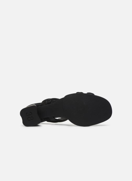Sandali e scarpe aperte Camper KATIE Nero immagine dall'alto