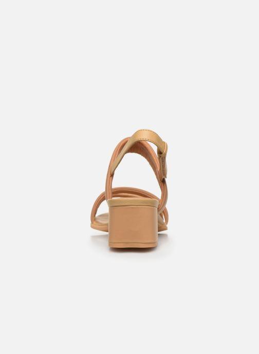 Sandali e scarpe aperte Camper KATIE Beige immagine destra