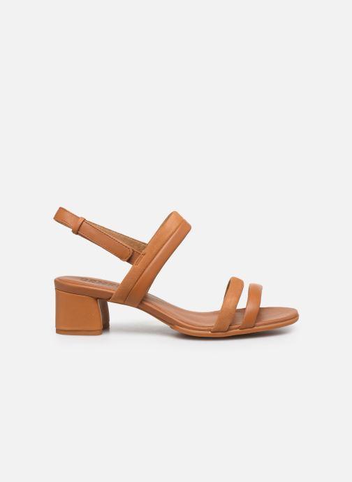 Sandali e scarpe aperte Camper KATIE Arancione immagine posteriore