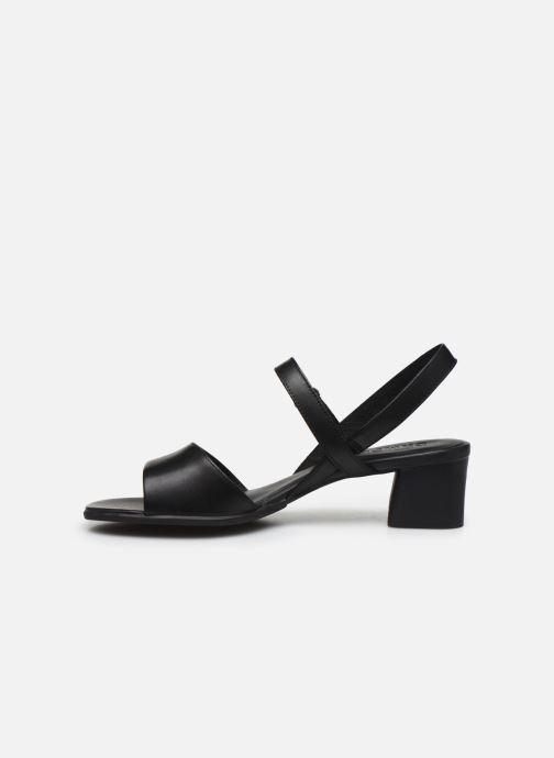 Sandales et nu-pieds Camper KATIE II Noir vue face