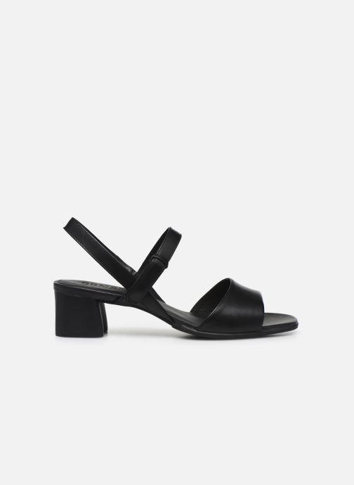 Sandales et nu-pieds Camper KATIE II Noir vue derrière
