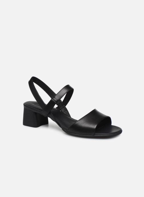 Sandales et nu-pieds Camper KATIE II Noir vue détail/paire