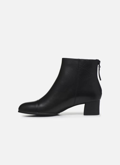 Bottines et boots Camper TWINS KATIE Noir vue face