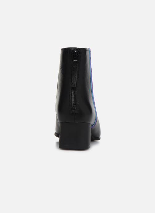 Bottines et boots Camper TWINS KATIE Noir vue droite