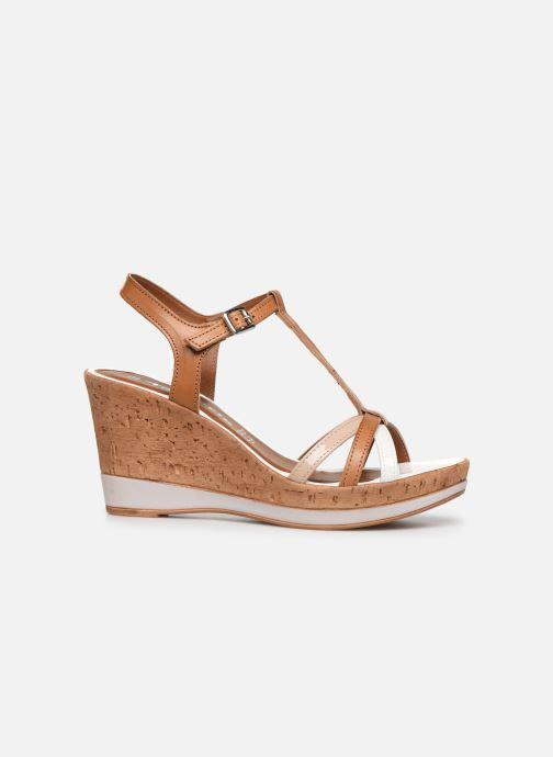Sandales et nu-pieds Tamaris Sandales Marron vue derrière