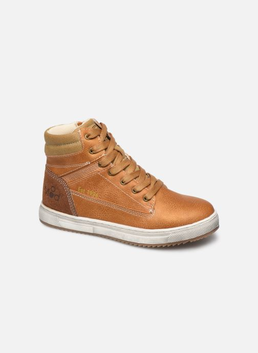 Trainers Mod8 Hyepy Brown detailed view/ Pair view