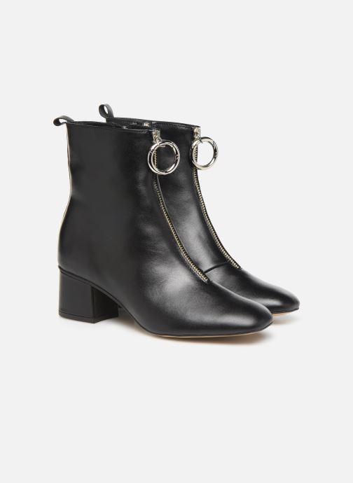 Bottines et boots L37 Electra Noir vue 3/4