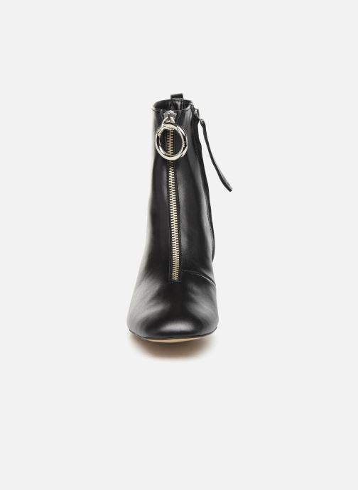 Bottines et boots L37 Electra Noir vue portées chaussures