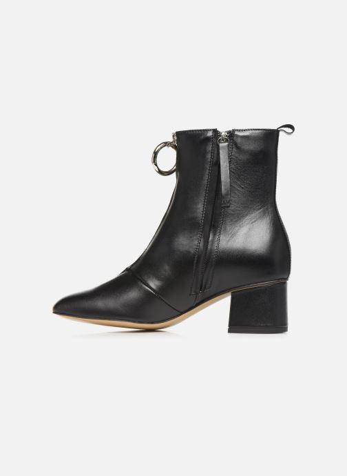 Bottines et boots L37 Electra Noir vue face