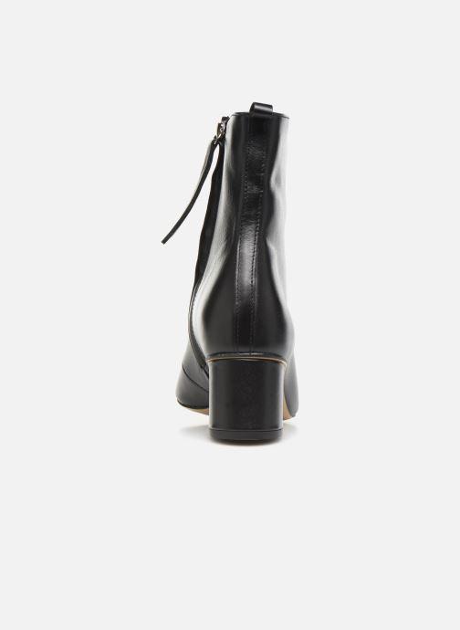 Bottines et boots L37 Electra Noir vue droite