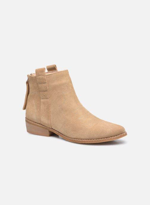 Boots en enkellaarsjes Dames Flashback