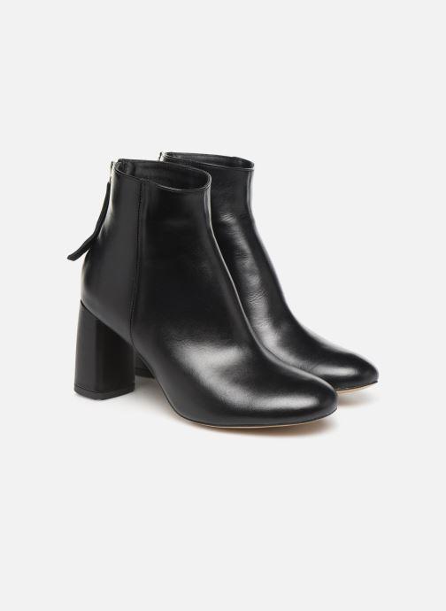 Bottines et boots L37 Last Call Noir vue 3/4