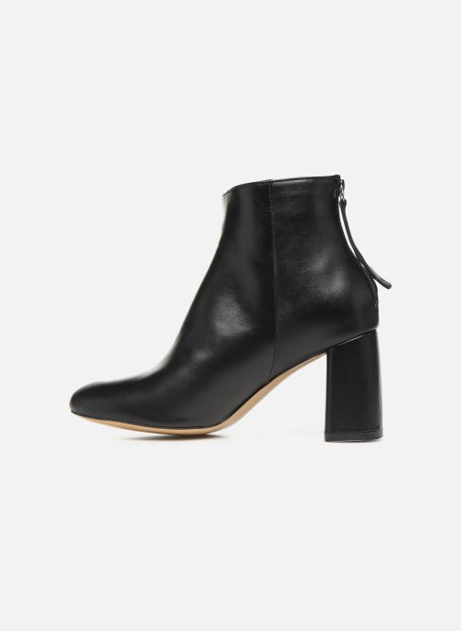 Bottines et boots L37 Last Call Noir vue face