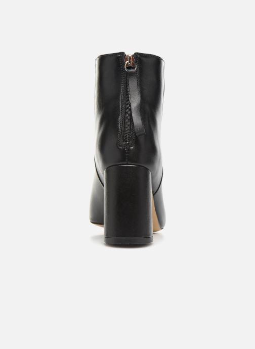 Bottines et boots L37 Last Call Noir vue droite
