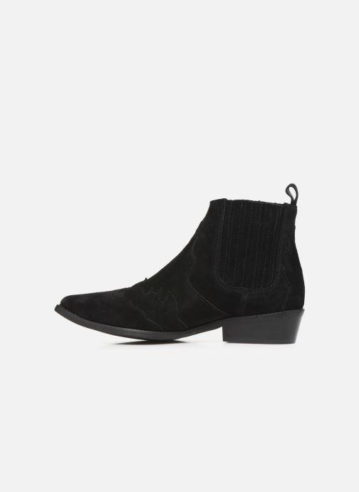 Bottines et boots L37 Libertas Noir vue face