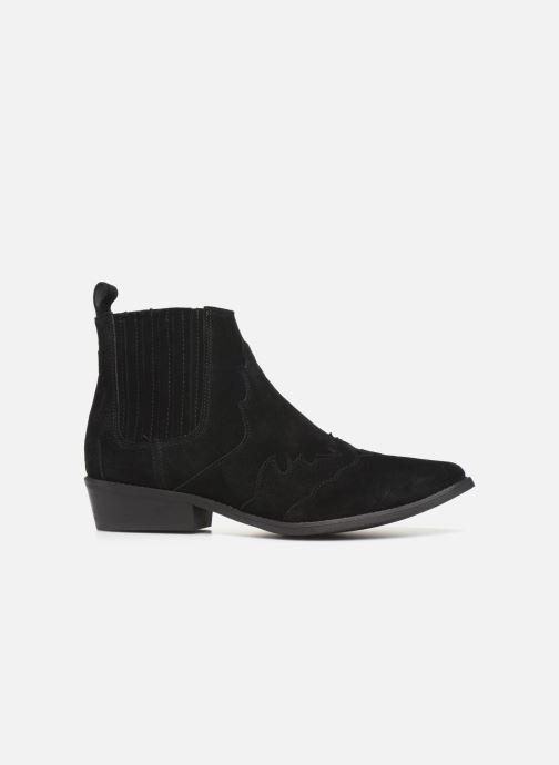 Bottines et boots L37 Libertas Noir vue derrière