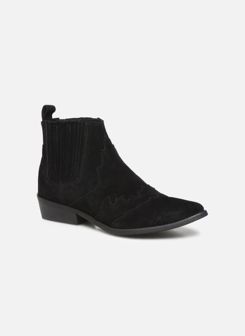 Bottines et boots L37 Libertas Noir vue détail/paire