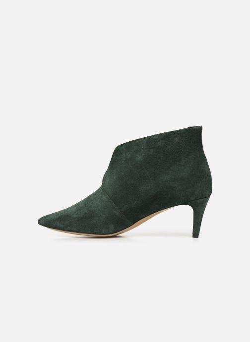 Bottines et boots L37 Marigold Vert vue face