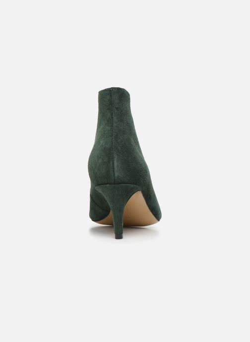 Bottines et boots L37 Marigold Vert vue droite