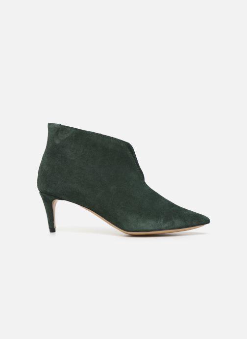 Bottines et boots L37 Marigold Vert vue derrière