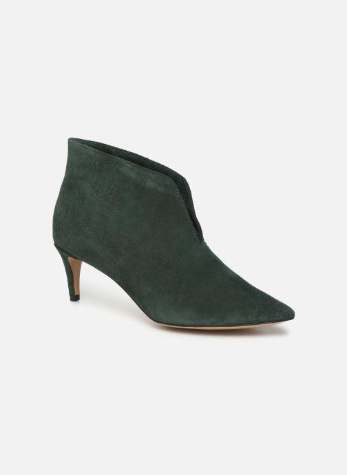 Bottines et boots L37 Marigold Vert vue détail/paire