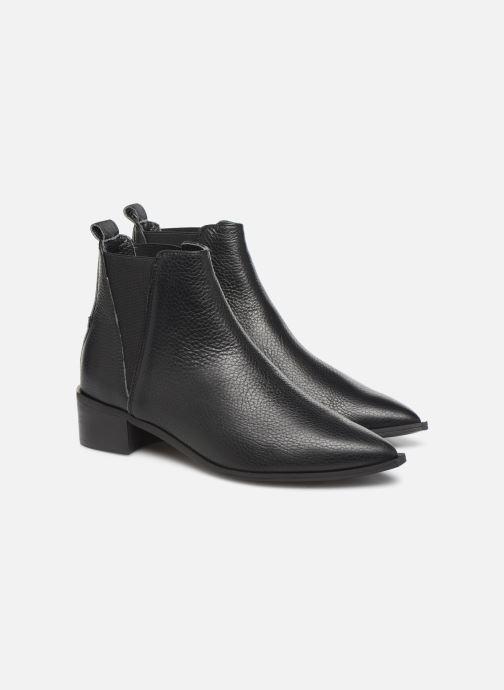 Bottines et boots L37 Northern Star Noir vue 3/4