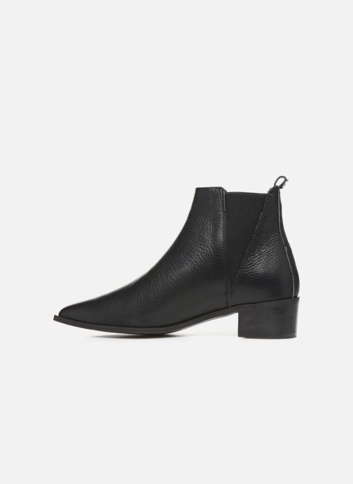 Bottines et boots L37 Northern Star Noir vue face