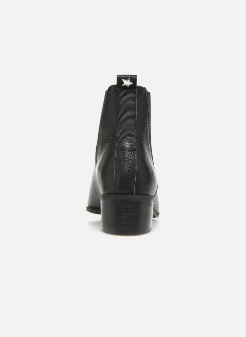 Bottines et boots L37 Northern Star Noir vue droite