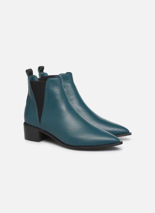 Bottines et boots L37 Northern Star Vert vue 3/4