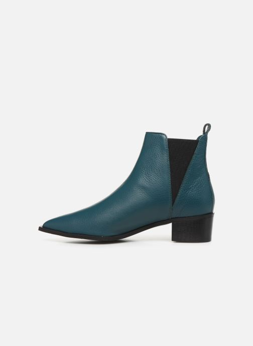 Bottines et boots L37 Northern Star Vert vue face