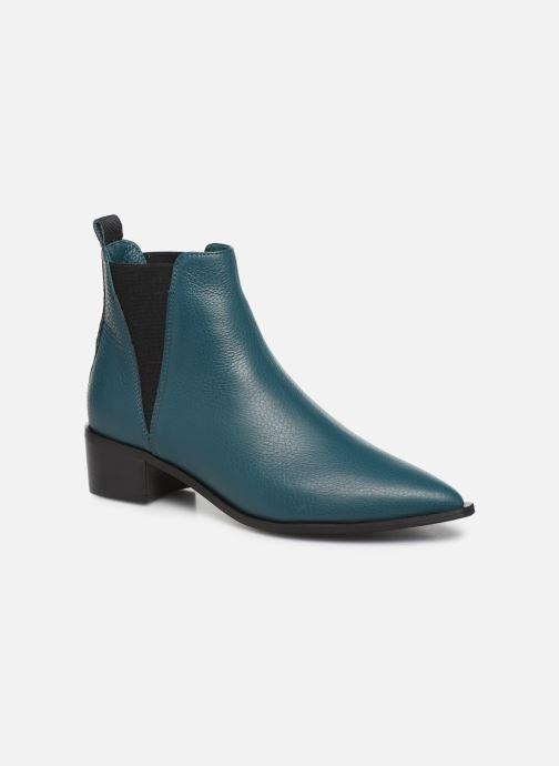 Bottines et boots L37 Northern Star Vert vue détail/paire