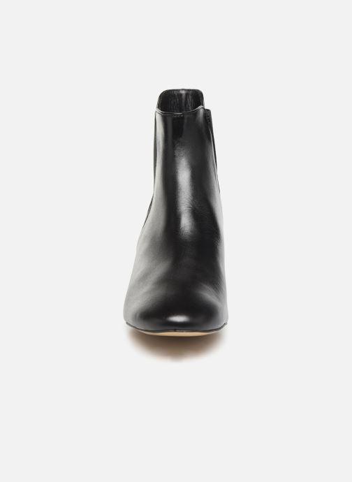 Bottines et boots L37 Rocket Noir vue portées chaussures