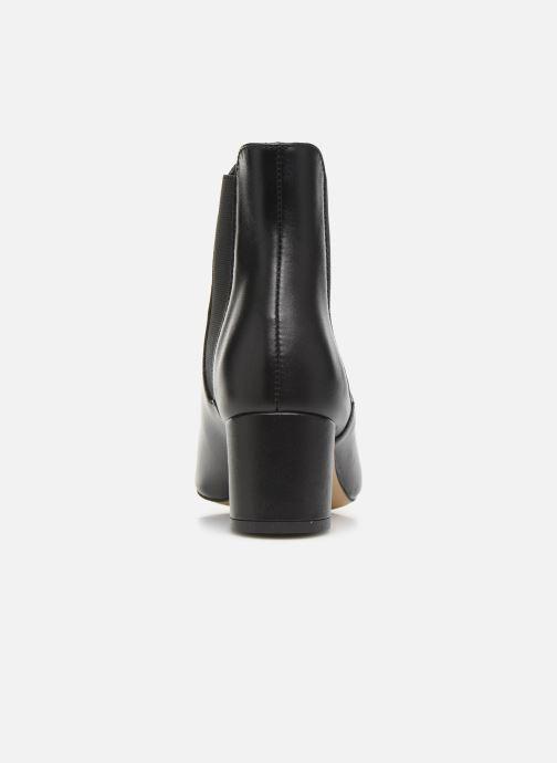 Bottines et boots L37 Rocket Noir vue droite