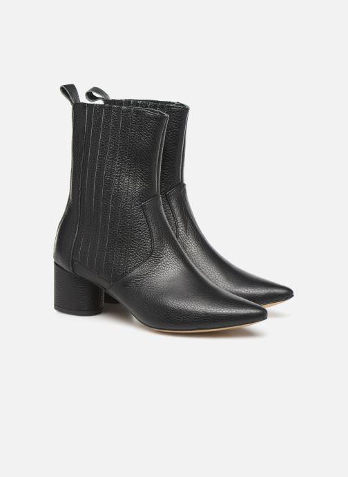 Bottines et boots L37 Walk on the Wild Side Noir vue 3/4